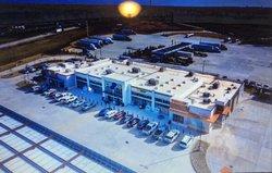 Truck plaza