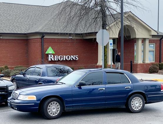 Regions Bank in Albertville Alabama