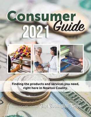 Consumer Guide 2021 cover