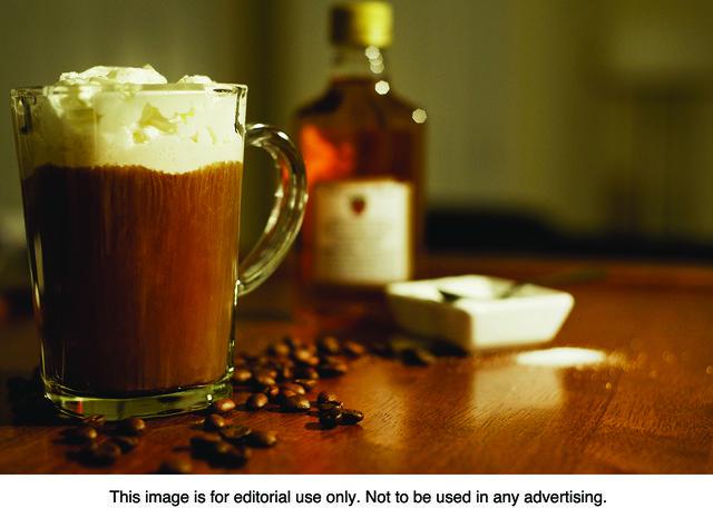 FOOD: Toast to St. Patrick with creamy Irish coffee
