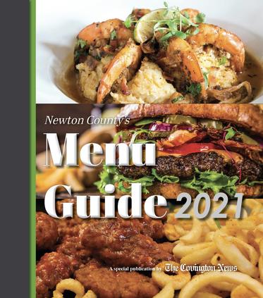 Menu Guide 2021