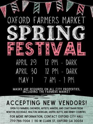 Oxford Farmers Market
