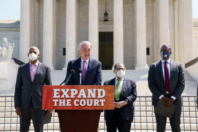 Newton congressman cosponsors Supreme Court making bill - Hank Johnson