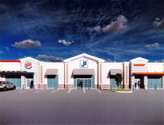 New plan for old truck stop site