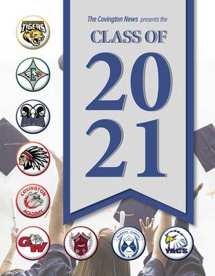 Graduation 2021 - cover