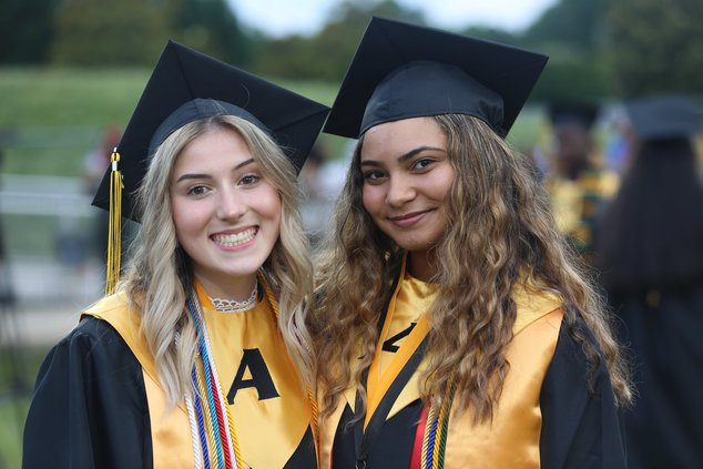 Alcovy Graduation