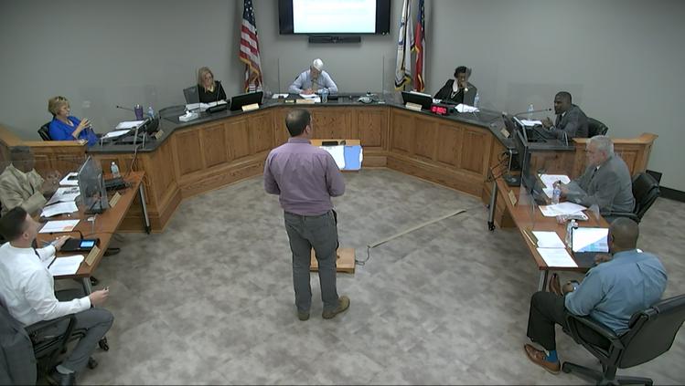 Covington City Council