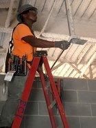 ECI worker in Eastside High School