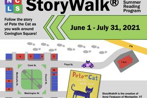 StoryWalk at Square