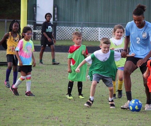 Eastside Soccer Camp