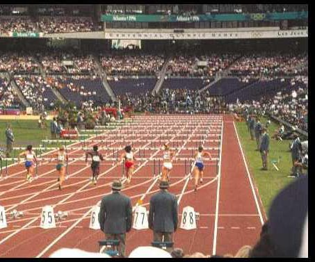 JO Atlanta 1996 - Stade