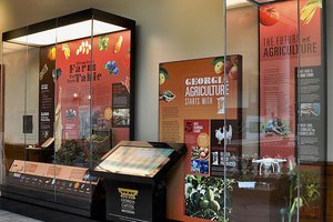 new ag exhibit at capitol