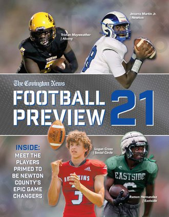 Football Preview 2021 cover