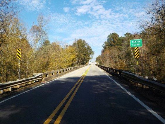 Old Hwy. 81 bridge