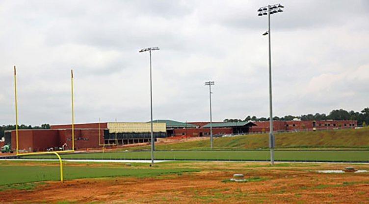 Eastside High School construction