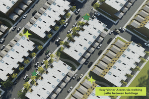 townhomes rendering